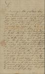 Samuel Wilcox to John Kean, December 16, 1785