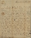 Jacob Read to John Kean, June 22, 1788