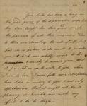 John Kean to Eliza Livingston, August 12, 1785