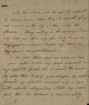 John Kean to Susan Kean, March 14, 1787