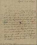 Lewis William Otto to John Kean, March 18, 1787