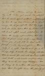 John Kean to Susan Kean, March 26, 1787