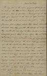 John Kean to Susan Kean, December 25, 1787