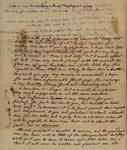 Beaumanoir de la Forest to Susan Kean, April 19, 1789