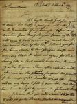 Robert Morris to James Brown, October 4, 1789