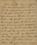John Kean to Eliza Livingston, September 5, 1785 by John Kean