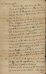 Memorandum and Survey about Wolf Harbour Lands, October 31, 1785
