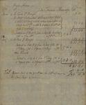 John Kean with Frances Ramadge, January 11, 1782