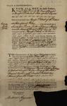 John Kean to Agness Kelsall, March 5, 1784