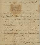 Robert Barnwell to John Kean, February 3, 1785