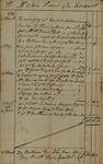 John Kean with John Grive, March 11, 1785