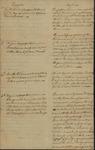 General Butler to John Kean, June 1, 1785