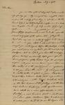 John Faucheraud Grimke to John Kean, July 2, 1785 by John Faucheraud Grimke