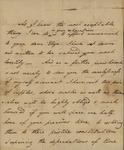 John Kean to Susan Livingston, August 12, 1785