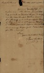 Isaac Collins to John Kean, September 29, 1785