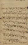 John Faucheraud Grimke to John Kean, October 13, 1785