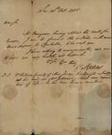 William Stephens to John Kean, October 18, 1785