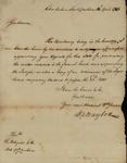 Stephen Drayton to South Carolina Delegates in Congress, April 18, 1786