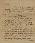 Peter Van Brugh Livingston to John Kean, April 25, 1786