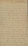 John Kean to Susan Livingston, August 4, 1786