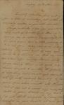 John Kean to Susan Livingston, August 11, 1786