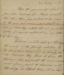 John Kean to Susan Livingston, August 14, 1786
