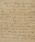 John Kean to Susan Livingston, August 29, 1786