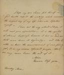 John Kean to Susan Livingston, September 27, 1786
