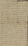 John Kean to Susan Kean, April 19, 1787