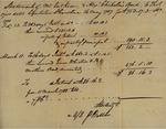 John Kean with Alexander Chisholm to Thomas Ogier, May 16, 1787