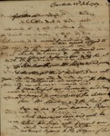 Governor Thomas Pinckney to South Carolina Delegates in Congress, July 23, 1787