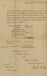 Joseph Nourse to John Kean, November 1, 1787