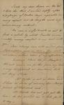 John Kean to Susan Kean, November 25, 1787