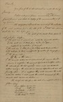 John Kean to Daniel Ramsay, February 3, 1788