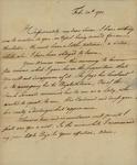 Lewis William Otto to Susan Kean, February 20, 1788