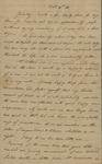 John Kean to Susan Kean, February 25, 1788