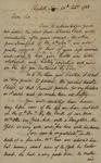 Peter Van Brugh Livingston to John Kean, February 28, 1788