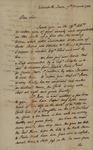 Peter Van Brugh Livingston to John Kean, March 7, 1788
