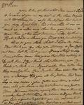 John Grive to John Kean, March 10, 1788 by John Grive