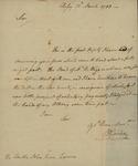 B. Garden to John Kean, March 23, 1788