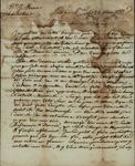 Bartholomew Corvaisier to John Kean, March 28, 1788