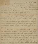 John Kean to Susan Kean, March 30- April 1, 1788 by John Kean