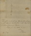 John Kean to William Stephens, April 3, 1788