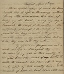 John Kean to Susan Kean, April 5, 1788