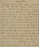 John Kean to Susan Kean, April 11, 1788