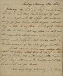 John Kean to Susan Kean, April 20, 1788 by John Kean