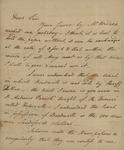 John Kean to William Stephens, April 21, 1788 by John Kean