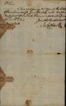 James Cuthbert to John Kean, May 7, 1788