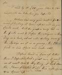 John Stoney to John Kean, May 22, 1788