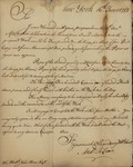 Arch McLean to John Kean, June 16, 1788